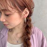 満丸香澄/ヘアアレンジ動画/ハイトーンヘア/美髪/福岡